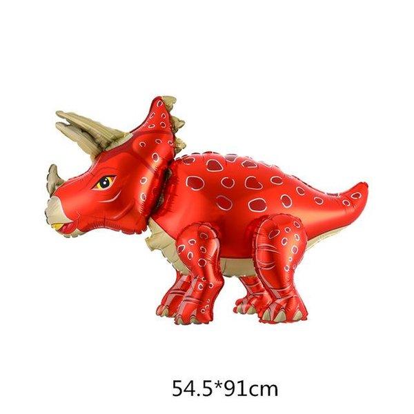 turuncu triceratops