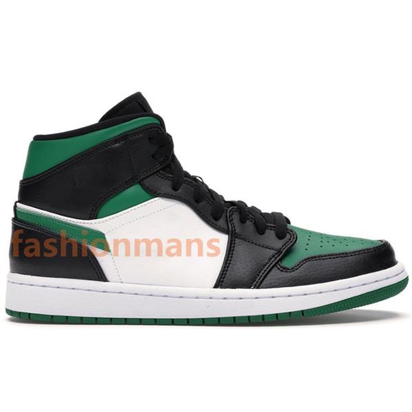녹색 발가락