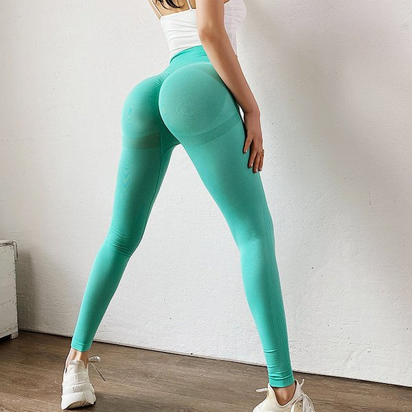 leggings verdes profundos