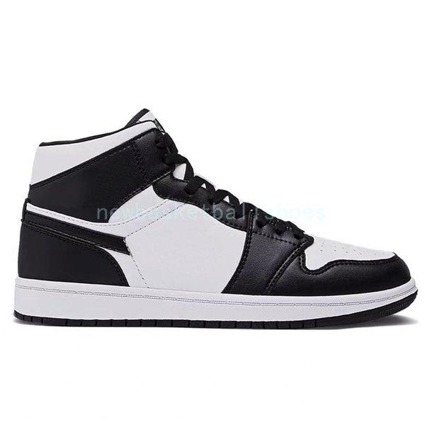 34 Black White