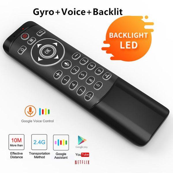 voice gyro Backlit