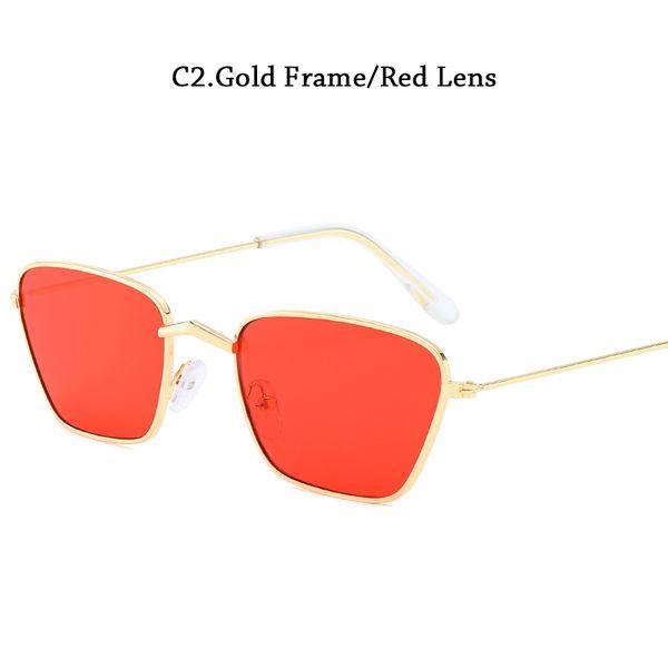 C2Red Lens Cina