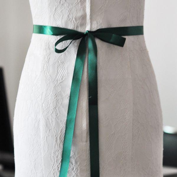 mit Dark Green Ribbon