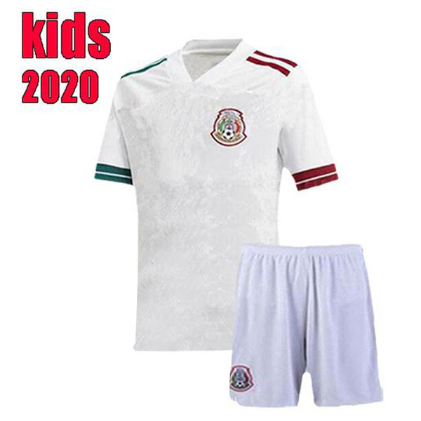 2020 kit per bambini bianco