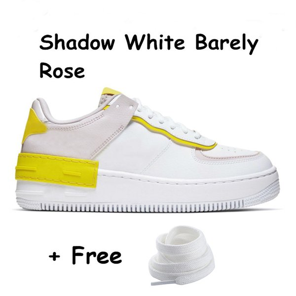 17 Shadow White Еле Rose