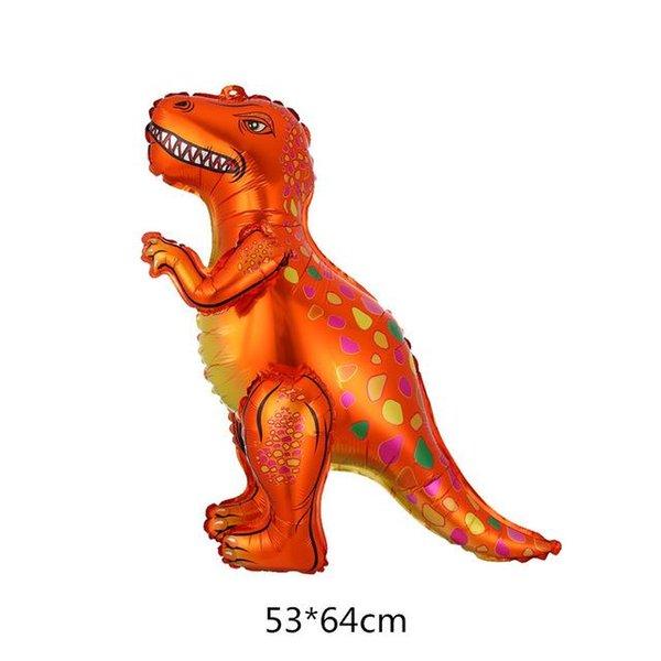 tyrannosaurus turuncu
