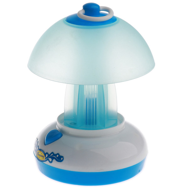 top popular Plastic Simulation Home Appliance For Kids Role Play Toys - Blue Table Lamp 2021