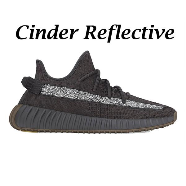 Cinder reflectante