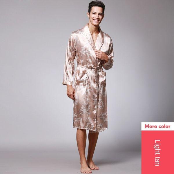Single Robe Camel Color