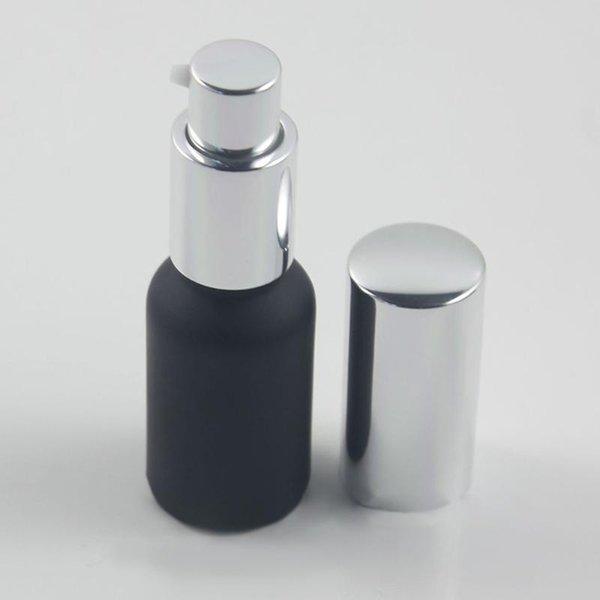 Noir 30ml en verre givré Lotion
