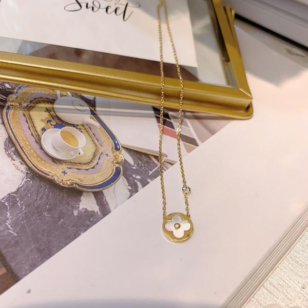 Круглый ожерелье