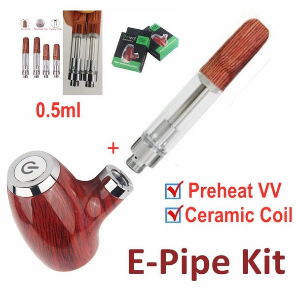 Authentic pipe .5ml cart kit