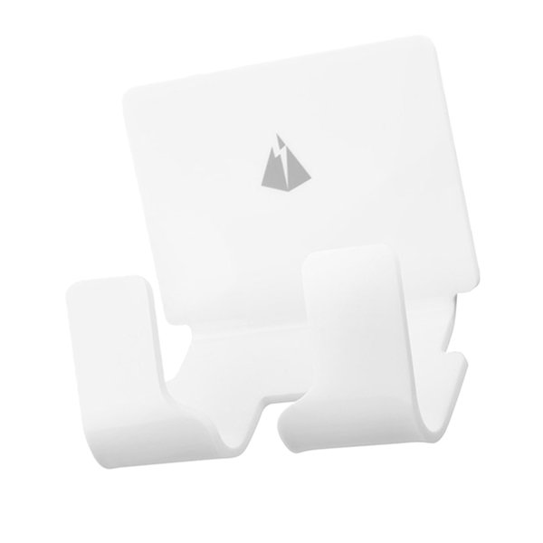 top popular Wall Bracket Wall Mount Phone Holder With Adhesive Strips Charging Holder 2021