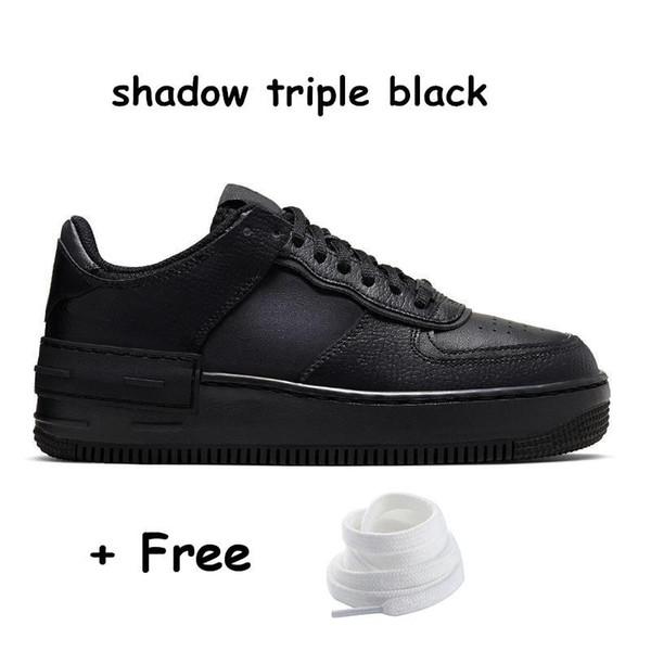 28 gölge üçlü siyah