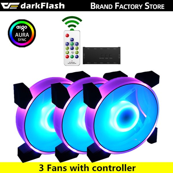 China 3fans and controller