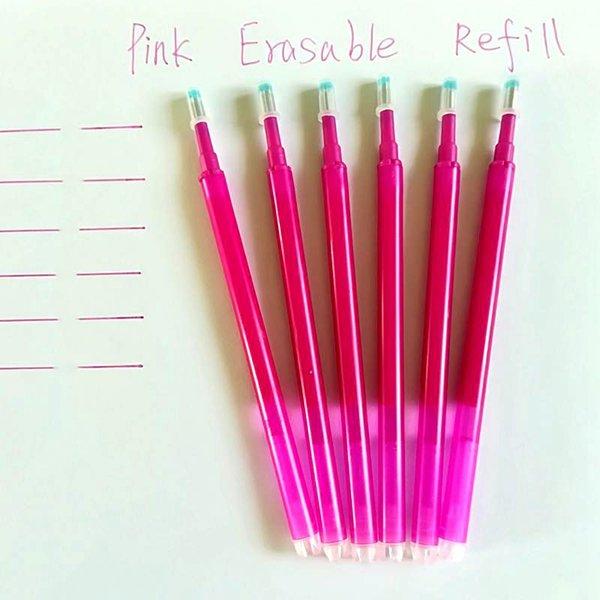 6 PCS rosa