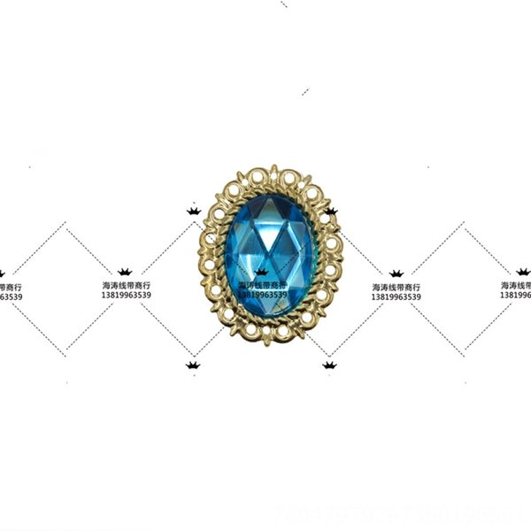 Golden Lake Blue Diamond