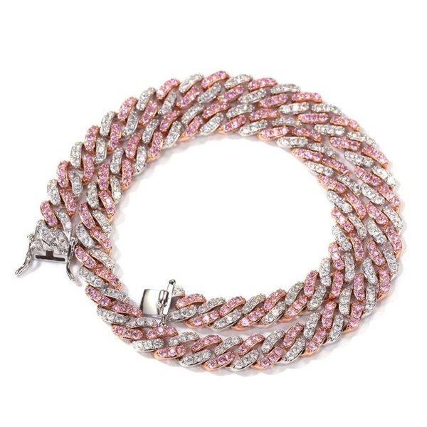 White-Pink China 16inch
