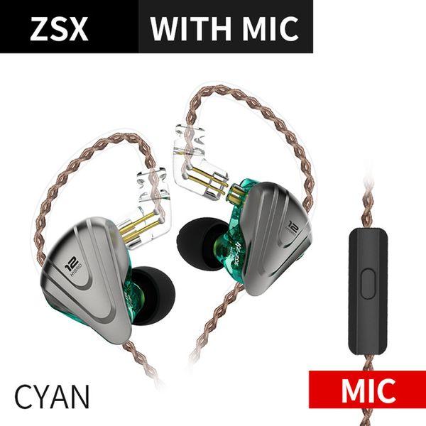 ZSX Cyan Mic