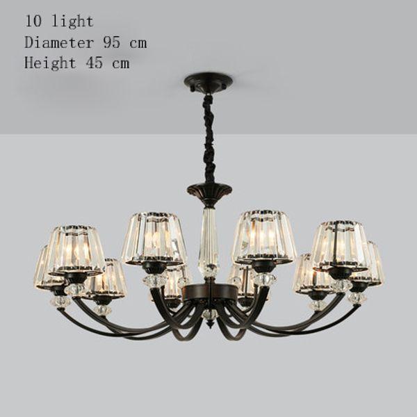 10 luce