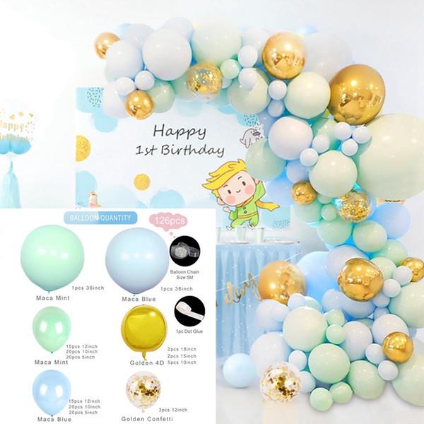 Balon Zincir 5
