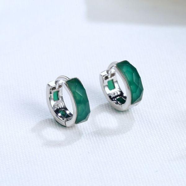 Argento Agata-925 verde