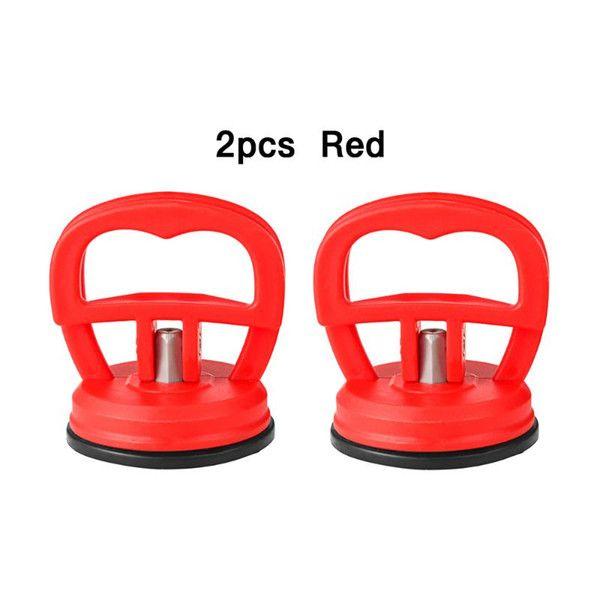 2pcs Red