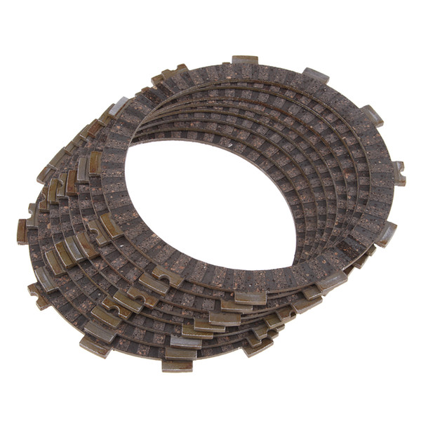 top popular 115mm Motorcycle Clutch Friction Plates Kit For Kawasaki 2021