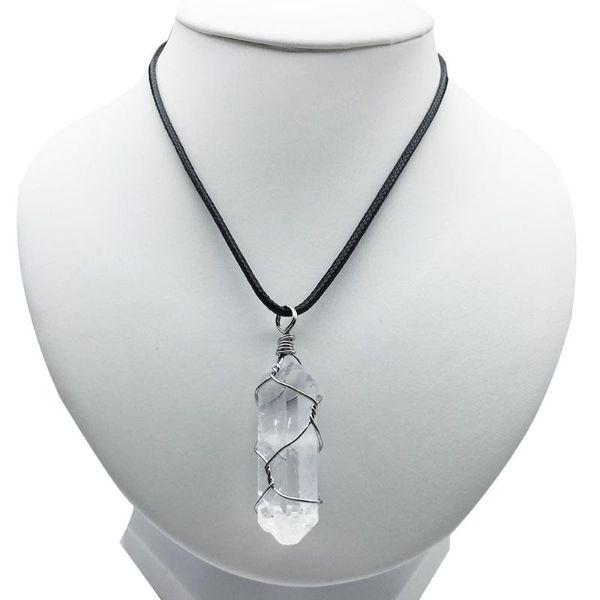 1PC White Crystal
