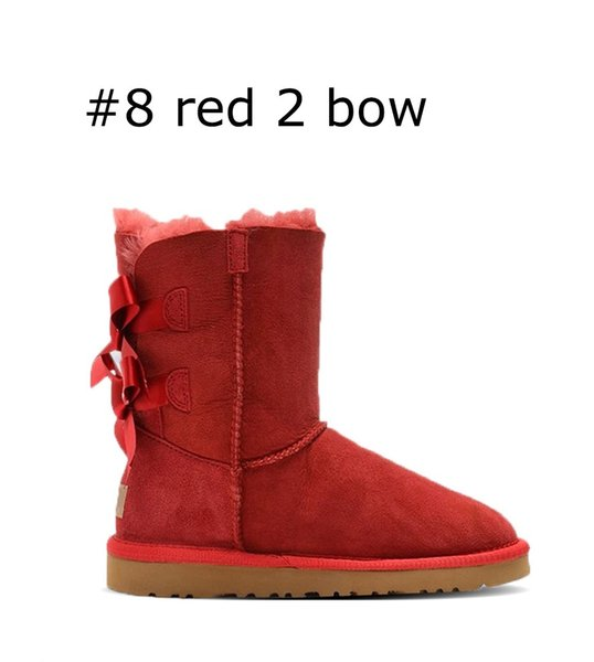 8 red 2 bow