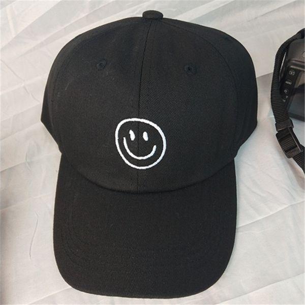 Черное улыбающееся лицо