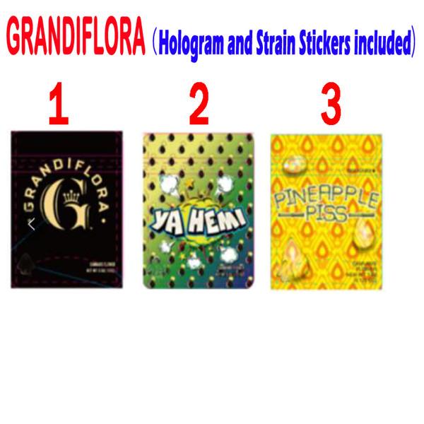 3 grandiflora의