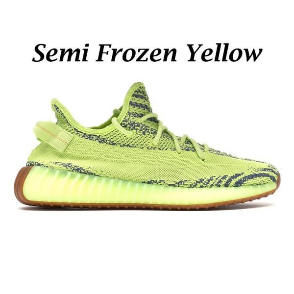 Amarillo Semi Congelado