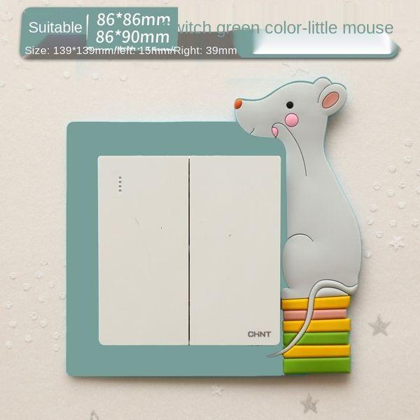 Lake Green Dot Rat-Suitable for