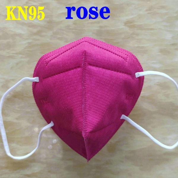 Rose Взрослый KN95