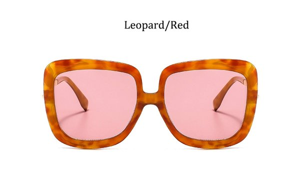 Leopard rosso