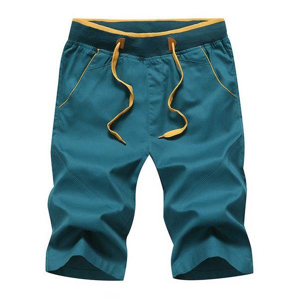 Pantalones cortos verdes EM104
