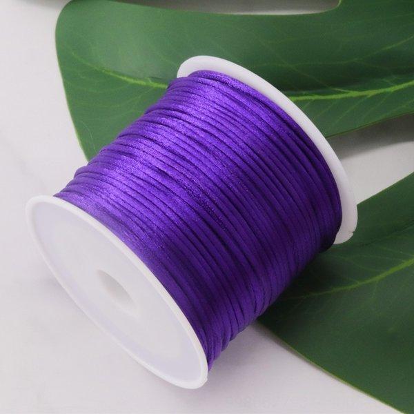 676 Púrpura-Línea 7 es de unos 50 metros