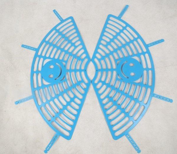 Pequeno Protecção Azul Net