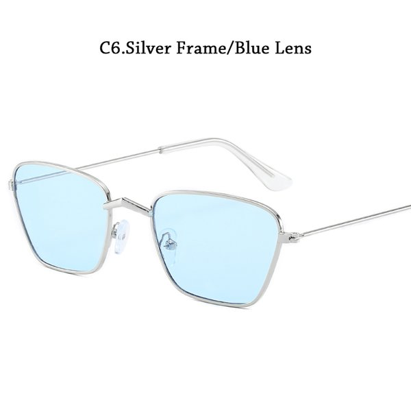 C6Blue Lens Cina
