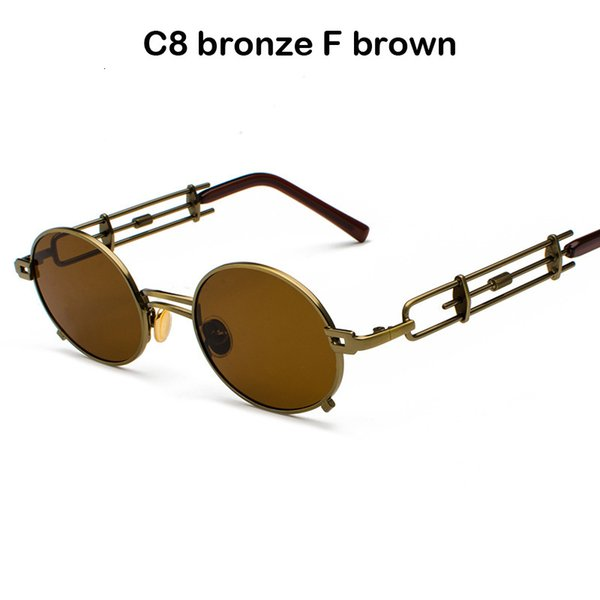 C8 bronzo f Brown