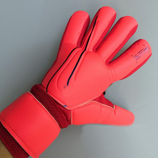 best selling 2021 SGT Goalkeeper Gloves without fingersave Negative Cut A+++ Latex Soccer Football Gloves-latex Plam Goal Keeper Gloves Bola De Futebol