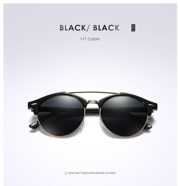 Яркий Черный Черный