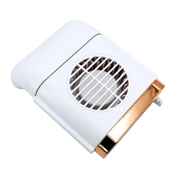 top popular USB Cooling Fan Desktop Cooler Car Headrest Back Seat Silent Fan 2021
