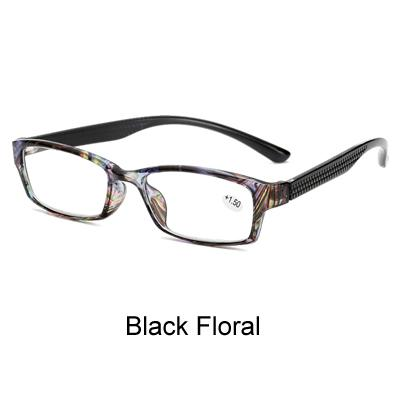 Negro floral