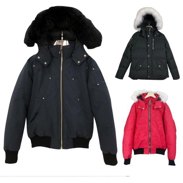 top popular Fashion outdoor Man Winter Down Jacket Mens Keep Warm Down Parkas Hooded Winter Coat Parka Men zipper 2021