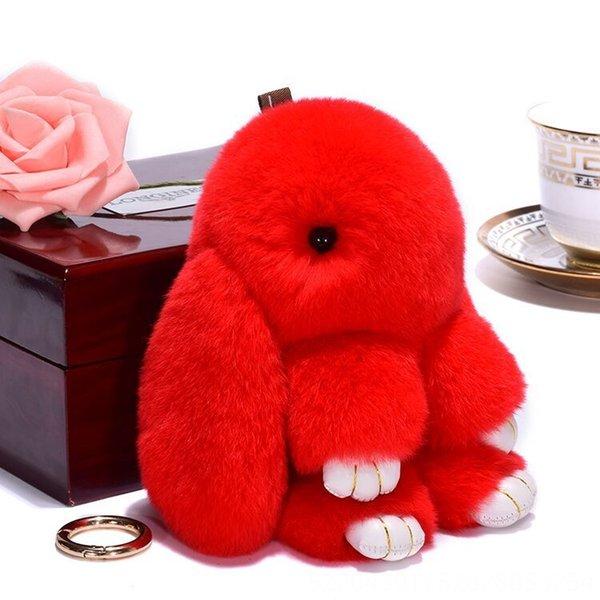 Big Red-Pretend toten Kaninchen-Plüsch To Be