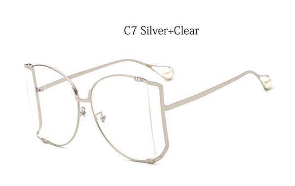 C7 Silver Clear.