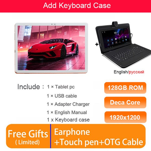 Add Keyboard case