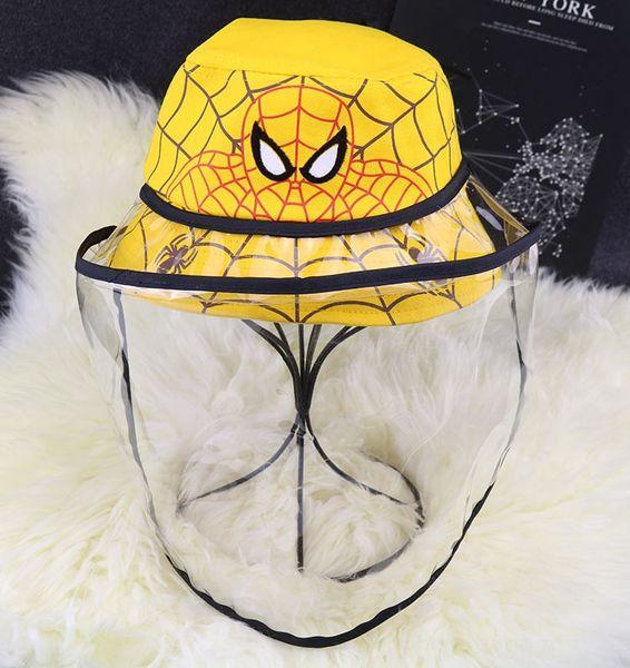 Yellow Spider-man